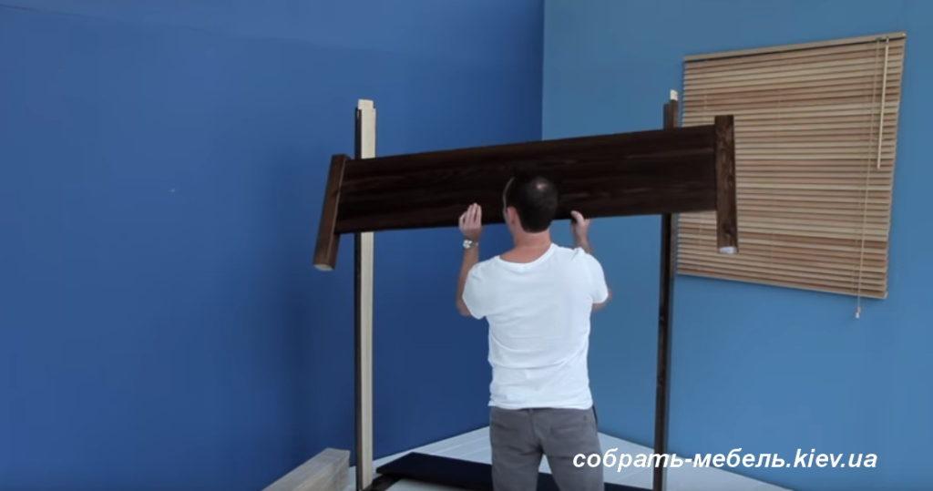 инструкция по сборке кровати