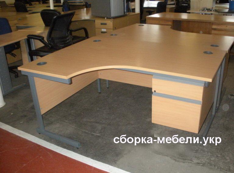 збірка офісних меблів Ірпінь