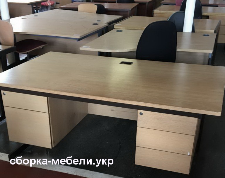 СБОРКА ОФИСНОЙ МЕБЕЛИ В Буче