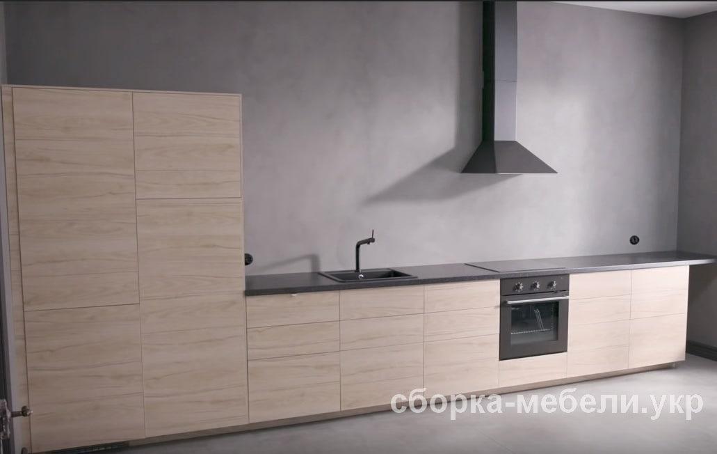 кухня сборка производства ,Икеа