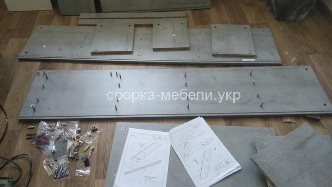 услуги сборки мебели Икеа в Киеве