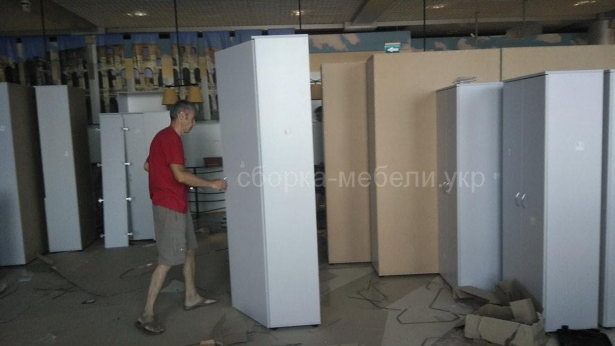 Услуги сборки офисной мебели